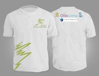 AAMF T Shirt design