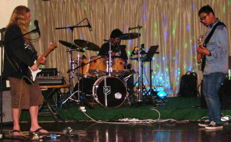 Bryan Dedman Band 2