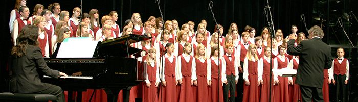 The Dresden Philharmonischer Kinderchor to shine in the concert under the stars