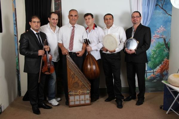 Andalusian Evening now on Thursday, 8th May