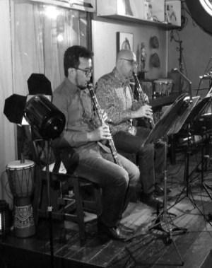 Aubarra Clarinet Duo