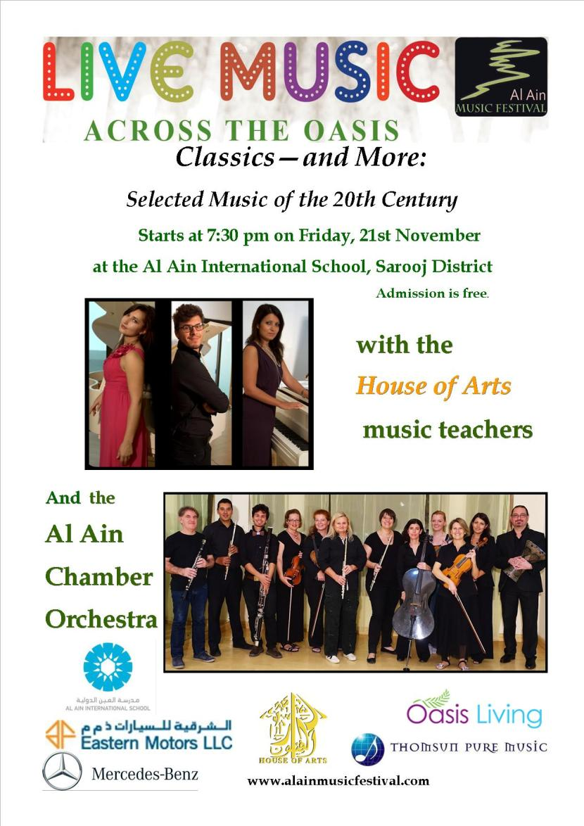 Classics and More! 21 Nov 2014 flyer version 5 Nov