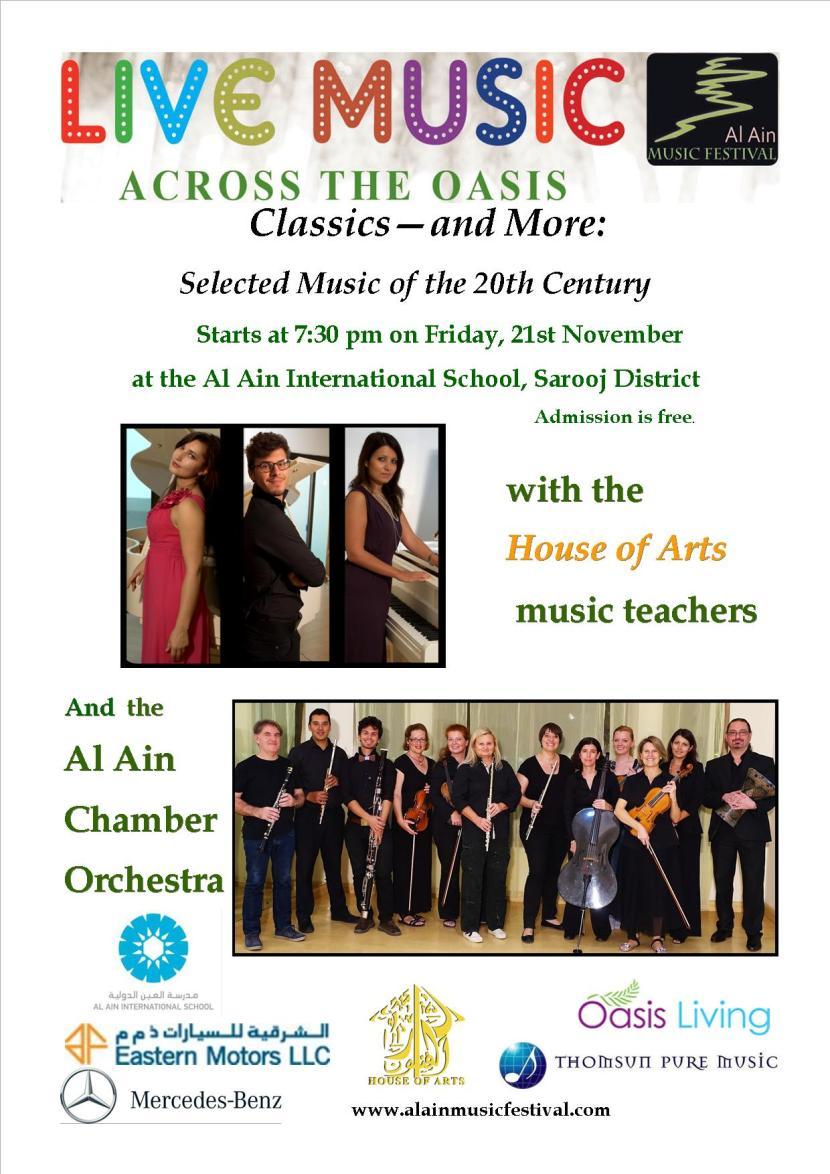 Classics and More! 21 Nov 2014 flyer version 5 Nov