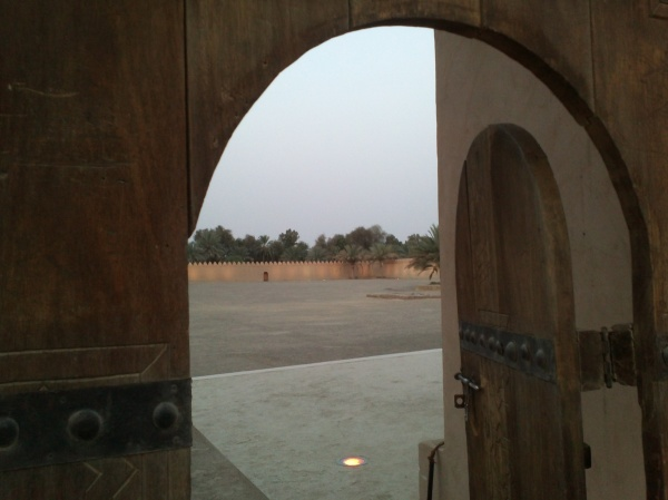Inside Al Jaheli Fort1