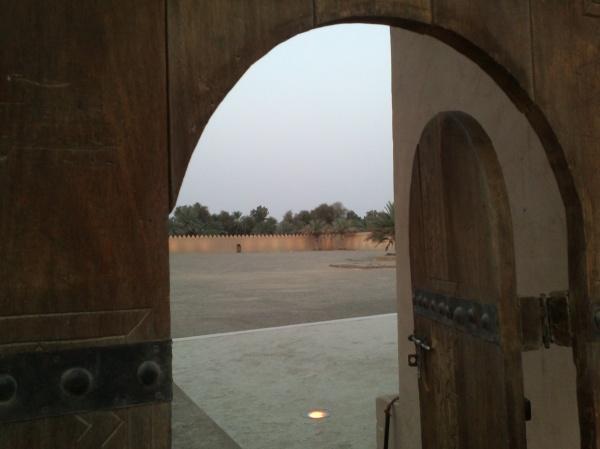 Inside Al Jaheli Fort1
