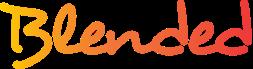 Blended logo