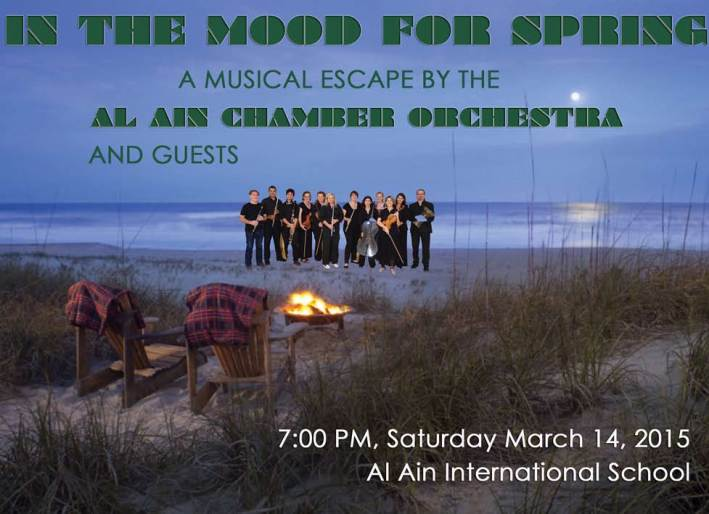 Al Ain Chamber Orchestra Concert 14 March - Web