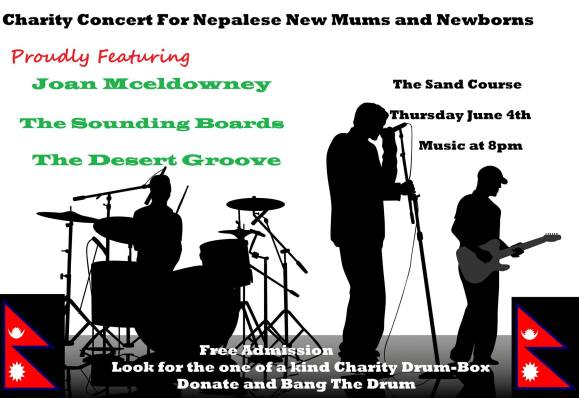 Nepalese New Mums Charity concert