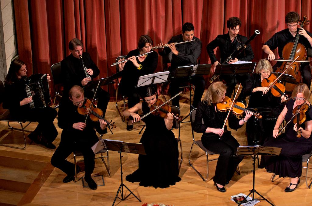 Al ain chamber orchestra the al ain music festival for Chambre orchestra