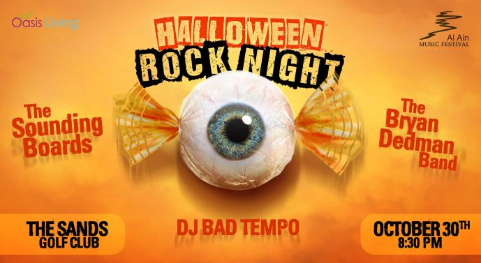 holloween rock night medium size