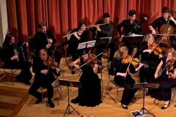 Al Ain Chamber Orchestra in TheNational article