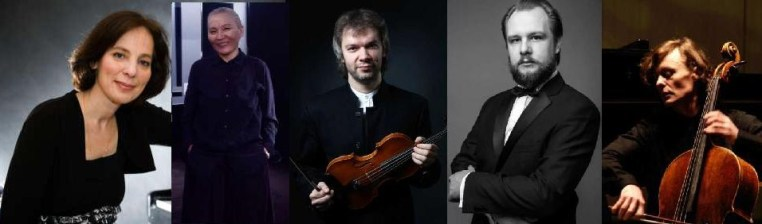 Five maestros from Moscow