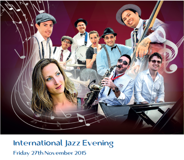 International Jazz Evening Combo poster