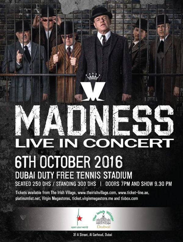 Madness Dubai