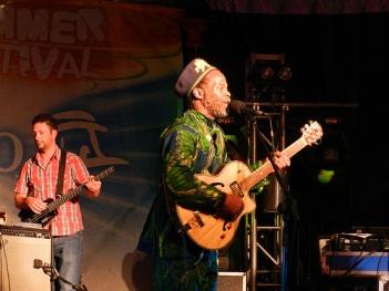 reggae music   The Al Ain Music Festival