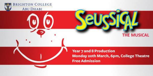 Seussical Brighton College Abu Dhabi