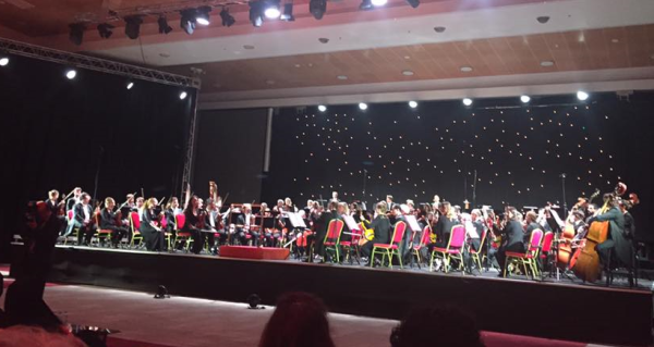 Toulouse Symphony Orchestra Great Hall UAEU