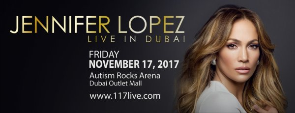 Jennifer Lopez Dubai