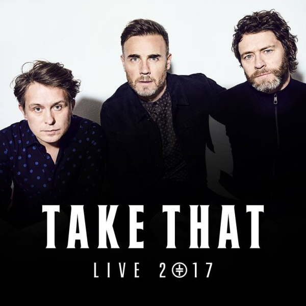 Take That Dubai concert