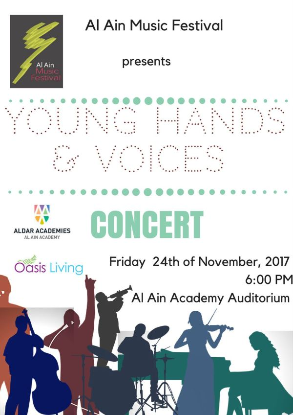 AAMF 2017 Young hands and Voices flyer