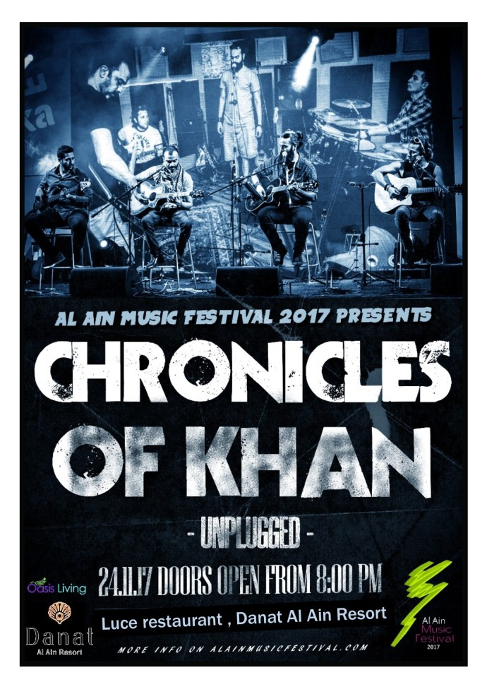 Chronicles of Khan unplugged flyer v2
