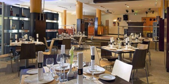Luce Restaurant Danat Hotel