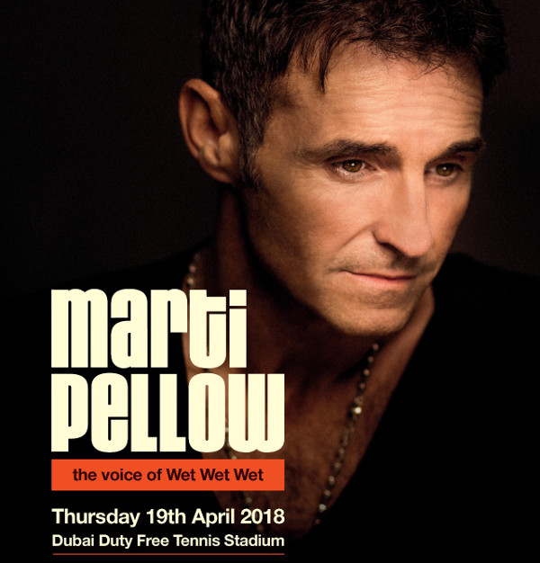 Marti Pellow Irish Village