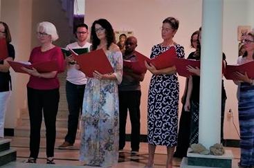 Al Ain Choral Society Spring concert 1c