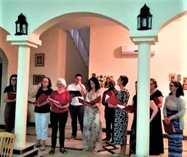Al Ain Choral Society Spring concert 7c