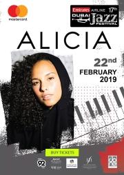 Alicia Keys Dubai Jazzfest 2019