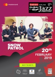 Snow Patrol 20 Feb 2019