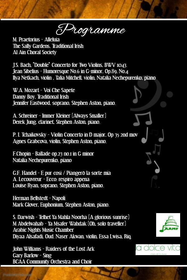aamf 2019 classical evening programme