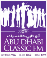 abu dhabi classic fm logo