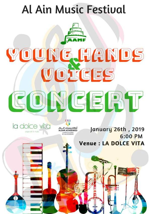 young hands & voices concert 26 jan 2019