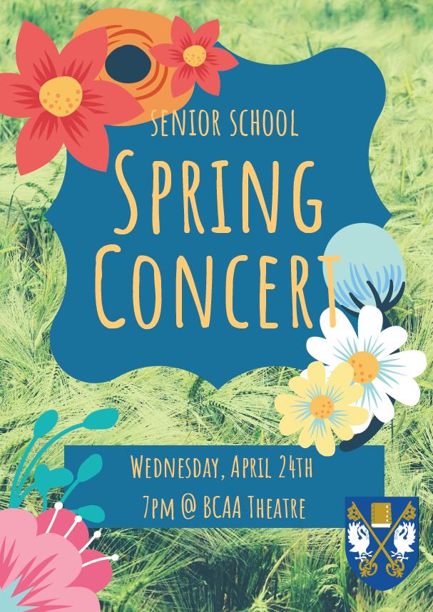 Brighton College Spring Concert